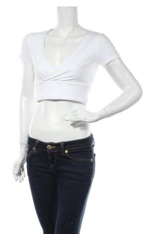 Дамска блуза Even&Odd, Размер XS, Цвят Бял, 95% памук, 5% еластан, Цена 16,00лв.