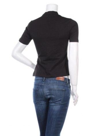 Дамска блуза Even&Odd, Размер M, Цвят Черен, 95% памук, 5% еластан, Цена 25,50лв.