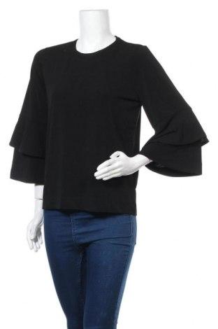 Γυναικεία μπλούζα In Wear, Μέγεθος M, Χρώμα Μαύρο, 95% πολυεστέρας, 5% ελαστάνη, Τιμή 5,55€