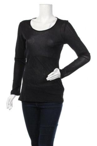 Дамска блуза Lauren Vidal, Размер L, Цвят Черен, Полиамид, Цена 29,93лв.