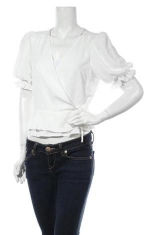 Γυναικεία μπλούζα Miss Selfridge, Μέγεθος M, Χρώμα Λευκό, Πολυεστέρας, Τιμή 19,70€
