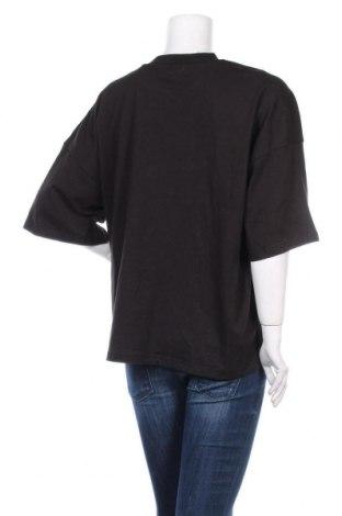 Дамска тениска Missguided, Размер M, Цвят Черен, 95% памук, 5% еластан, Цена 24,07лв.