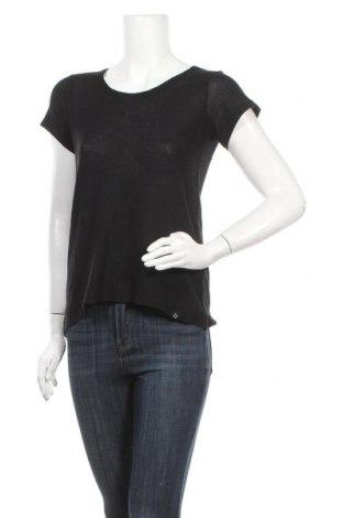 Γυναικεία μπλούζα Nikita, Μέγεθος M, Χρώμα Μαύρο, Βαμβάκι, Τιμή 7,42€