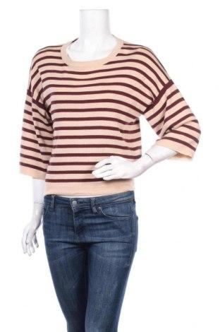 Γυναικεία μπλούζα Noa Noa, Μέγεθος S, Χρώμα  Μπέζ, Βαμβάκι, Τιμή 17,11€