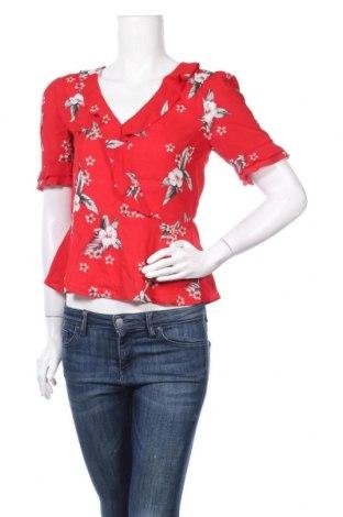 Дамска блуза Oasis, Размер S, Цвят Червен, Цена 11,00лв.