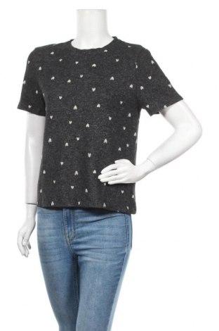 Дамска блуза Oysho, Размер L, Цвят Сив, 72% полиестер, 25% вискоза, 3% еластан, Цена 8,03лв.