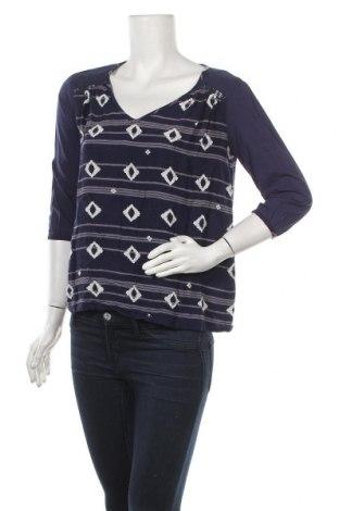 Γυναικεία μπλούζα Roxy, Μέγεθος M, Χρώμα Μπλέ, Βισκόζη, Τιμή 7,60€