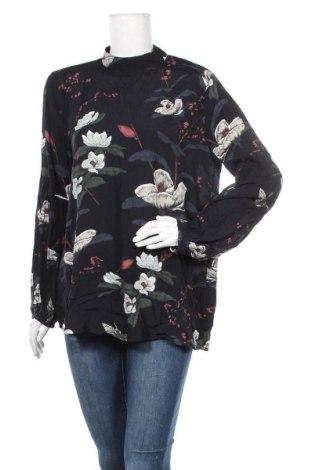 Дамска блуза Soft Rebels, Размер M, Цвят Син, Цена 8,98лв.