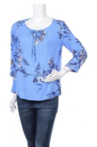 Γυναικεία μπλούζα Soya Concept, Μέγεθος S, Χρώμα Μπλέ, Βισκόζη, Τιμή 6,62€