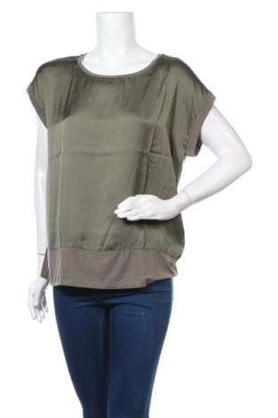Γυναικεία μπλούζα Soya Concept, Μέγεθος L, Χρώμα Πράσινο, Πολυεστέρας, βισκόζη, Τιμή 11,91€