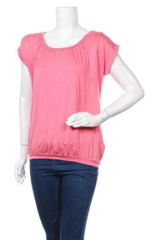 Γυναικεία μπλούζα Soya Concept, Μέγεθος S, Χρώμα Ρόζ , 93% lyocell, 7% ελαστάνη, Τιμή 11,47€