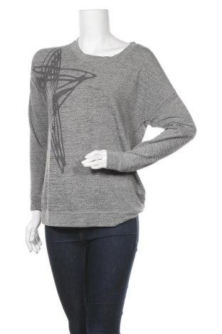 Γυναικεία μπλούζα Soya Concept, Μέγεθος M, Χρώμα Γκρί, 95% πολυεστέρας, 5% ελαστάνη, Τιμή 4,09€