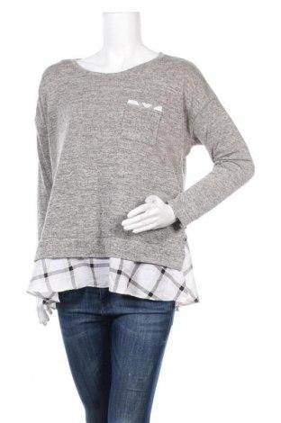 Γυναικεία μπλούζα Style & Co, Μέγεθος XL, Χρώμα Γκρί, 95% πολυεστέρας, 5% ελαστάνη, Τιμή 9,87€