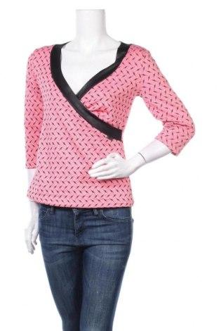 Дамска блуза Tara, Размер M, Цвят Розов, 95% полиамид, 5% еластан, Цена 4,46лв.