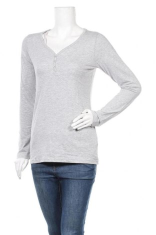 Γυναικεία μπλούζα Up 2 Fashion, Μέγεθος S, Χρώμα Γκρί, 88% βαμβάκι, 7% βισκόζη, 5% ελαστάνη, Τιμή 6,14€