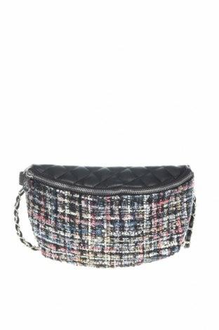 Дамска чанта Glitter, Цвят Многоцветен, Текстил, еко кожа, Цена 20,53лв.