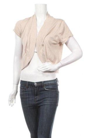 Γυναικεία ζακέτα 212 Collection, Μέγεθος XL, Χρώμα  Μπέζ, 67% βισκόζη, 13% πολυαμίδη, 15% πολυεστέρας, 5% άλλα νήματα, Τιμή 6,14€