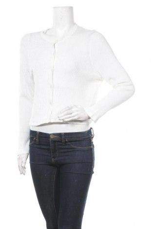 Дамска жилетка Basler, Размер XXL, Цвят Бял, 60% памук, 40% вискоза, Цена 39,69лв.