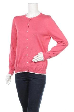 Дамска жилетка Brooks Brothers, Размер XL, Цвят Розов, Памук, Цена 43,45лв.