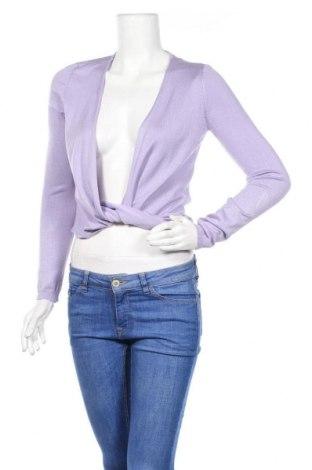 Γυναικεία ζακέτα Esprit, Μέγεθος XS, Χρώμα Βιολετί, 83% βισκόζη, 17% πολυαμίδη, Τιμή 10,67€