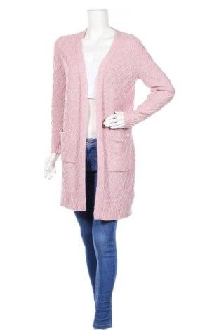 Дамска жилетка Esprit, Размер XS, Цвят Розов, 53% полиамид, 40% акрил, 7% вълна, Цена 23,80лв.