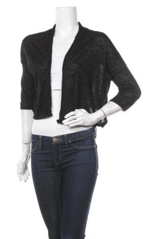 Дамска жилетка H&M Divided, Размер XS, Цвят Черен, 51% вискоза, 49% полиестер, Цена 5,51лв.