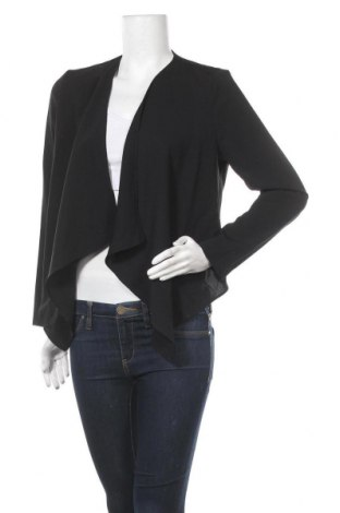 Дамска жилетка H&M Divided, Размер L, Цвят Черен, Полиестер, Цена 7,06лв.