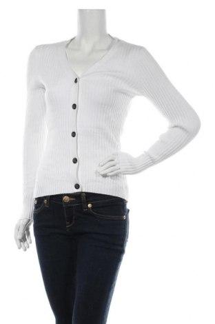 Γυναικεία ζακέτα Hallhuber, Μέγεθος M, Χρώμα Λευκό, Τιμή 11,14€