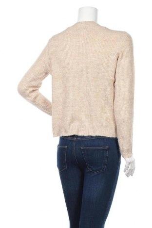 Γυναικεία ζακέτα Jacqueline De Yong, Μέγεθος S, Χρώμα  Μπέζ, 76%ακρυλικό, 21% πολυεστέρας, 3% ελαστάνη, Τιμή 25,52€