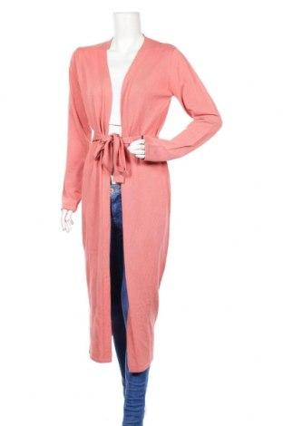 Γυναικεία ζακέτα Missguided, Μέγεθος S, Χρώμα Ρόζ , 78% πολυεστέρας, 22% πολυαμίδη, Τιμή 22,81€