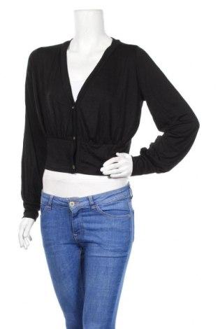 Дамска жилетка Missguided, Размер S, Цвят Черен, Цена 8,80лв.