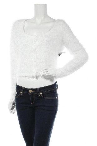 Γυναικεία ζακέτα Nly Trend, Μέγεθος M, Χρώμα Λευκό, Πολυεστέρας, Τιμή 7,60€