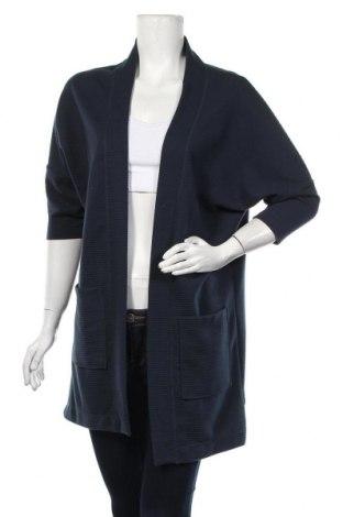 Γυναικεία ζακέτα Soya Concept, Μέγεθος S, Χρώμα Μπλέ, Πολυεστέρας, Τιμή 13,45€