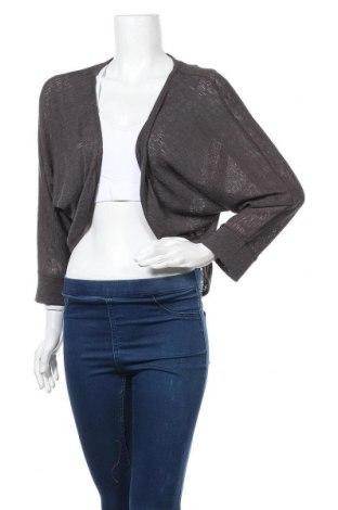 Дамска жилетка Zizzi, Размер XL, Цвят Сив, Цена 5,78лв.