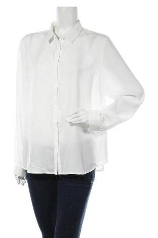 Дамска риза, Размер L, Цвят Бял, Цена 23,40лв.