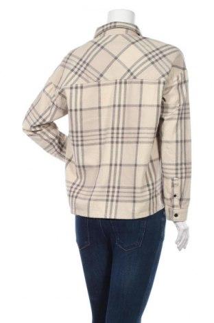 Дамска риза Dr. Denim, Размер S, Цвят Бежов, Памук, Цена 18,62лв.
