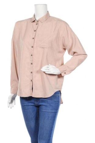 Дамска риза BDG, Размер S, Цвят Розов, 70% модал, 30% полиестер, Цена 6,25лв.