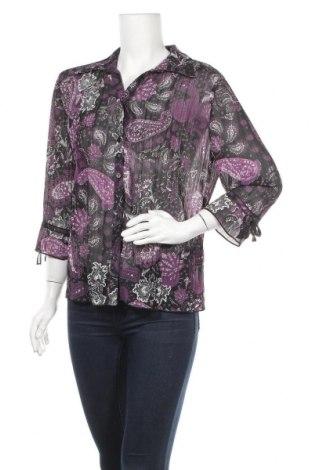 Дамска риза Canda, Размер XL, Цвят Многоцветен, Полиестер, Цена 8,93лв.