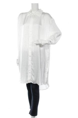 Дамска риза Designers Remix, Размер M, Цвят Бял, Вискоза, Цена 38,08лв.