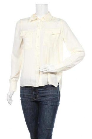 Дамска риза Edited, Размер S, Цвят Екрю, Полиестер, Цена 42,00лв.