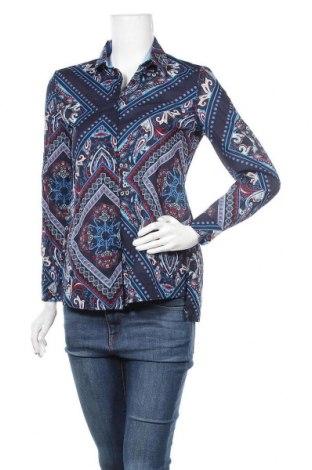Γυναικείο πουκάμισο Esprit, Μέγεθος XS, Χρώμα Πολύχρωμο, Βαμβάκι, Τιμή 5,85€