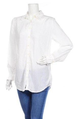 Дамска риза H&M, Размер S, Цвят Екрю, 65% вискоза, 35% памук, Цена 14,70лв.