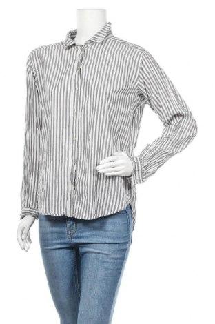 Дамска риза H&M, Размер M, Цвят Бял, Цена 13,23лв.