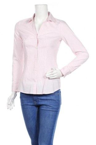 Дамска риза H&M, Размер S, Цвят Розов, Цена 12,75лв.