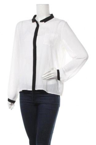Дамска риза Jsfn, Размер L, Цвят Бял, Полиестер, Цена 12,97лв.
