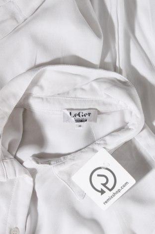 Дамска риза LeGer By Lena Gercke, Размер M, Цвят Бял, Вискоза, Цена 12,88лв.