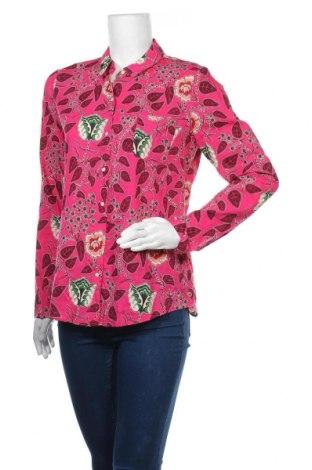 Дамска риза Maison Scotch, Размер M, Цвят Многоцветен, 52% памук, 48% вискоза, Цена 45,22лв.