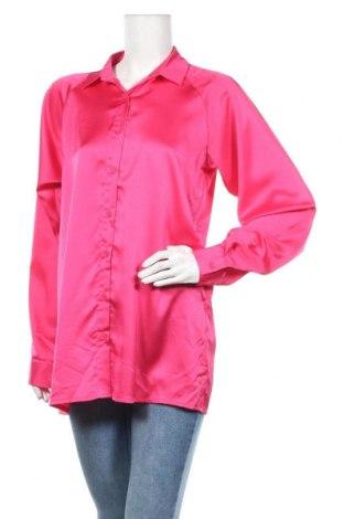 Dámská košile  Missguided, Velikost S, Barva Růžová, Cena  152,00Kč