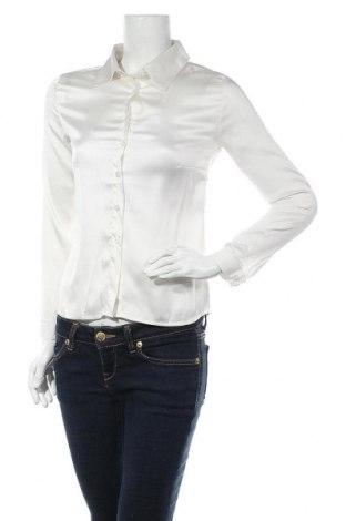 Дамска риза New Laviva, Размер M, Цвят Екрю, 65% памук, 35% полиестер, Цена 26,55лв.