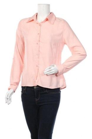 Дамска риза New Laviva, Размер L, Цвят Розов, 65% памук, 35% полиестер, Цена 14,75лв.